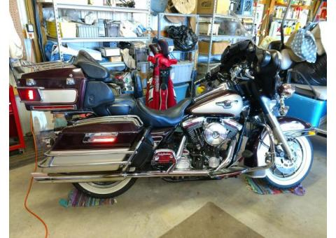 """1998 Harley-Davidson """"95th Anniversary"""" Ultra-Classic for Sale…"""
